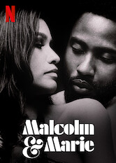 Search netflix Malcolm & Marie