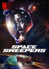 Search netflix Space Sweepers